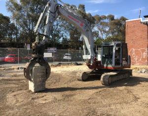 Altona, dry Industrial earthmoving equipment hire melbourne
