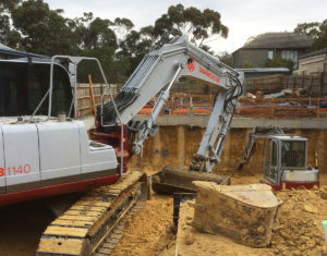 dry Industrial earthmoving equipment hire melbourne Altona