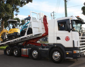 Altona dry Industrial earthmoving equipment hire melbourne