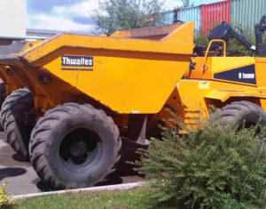 Altona dry commercial earthmoving equipment hire melbourne