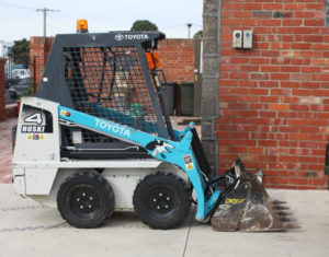 Altona wet excavation equipment hire melbourne
